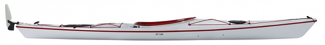 Fit149 ExpRudder White side