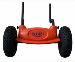 KIROOL Sit-On-Top RTM trolley