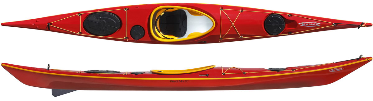 RevalMiniLC ExpeditionSkeg Red