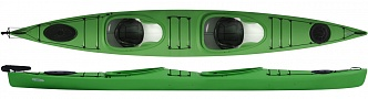 Lifestyle DuoPE ExpeditionRudder Green