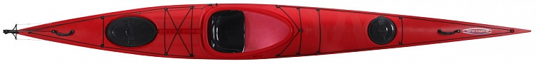CoastSpiritPe ExpRudder Red top