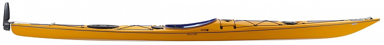 Wind 585 ExpeditionRudder Yellow side