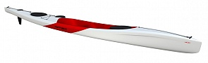 XP18 Spyder Rudder White