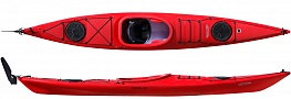 Lifestyle SoloPE ExpeditionRudder Red