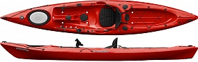 TRIUMPH 13 Angler Red 2D