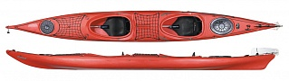 Atlantis ExpeditionRudder Red 2d