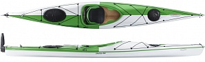 Lifestyle 444 ExpeditionRudder WhiteGreen