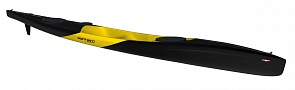 XP18 Spyder Rudder Black