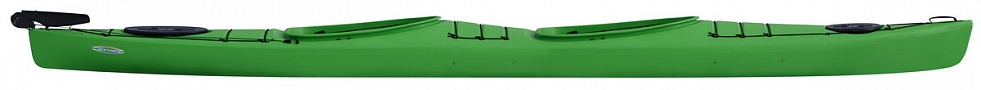 Lifestyle DuoPE ExpeditionRudder Green side