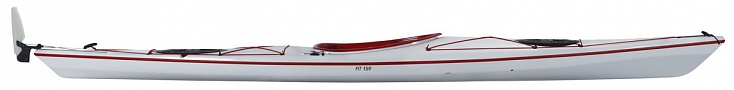 Fit 159 ExpeditionRudder White side