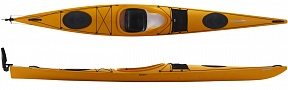 SeaSpiritPE ExpeditionRudder Yellow