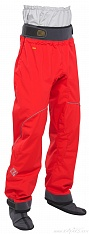 ION pants Palm red